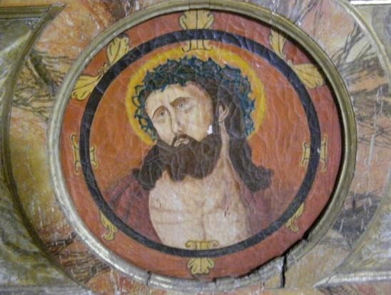 Pintura interior San Agustín