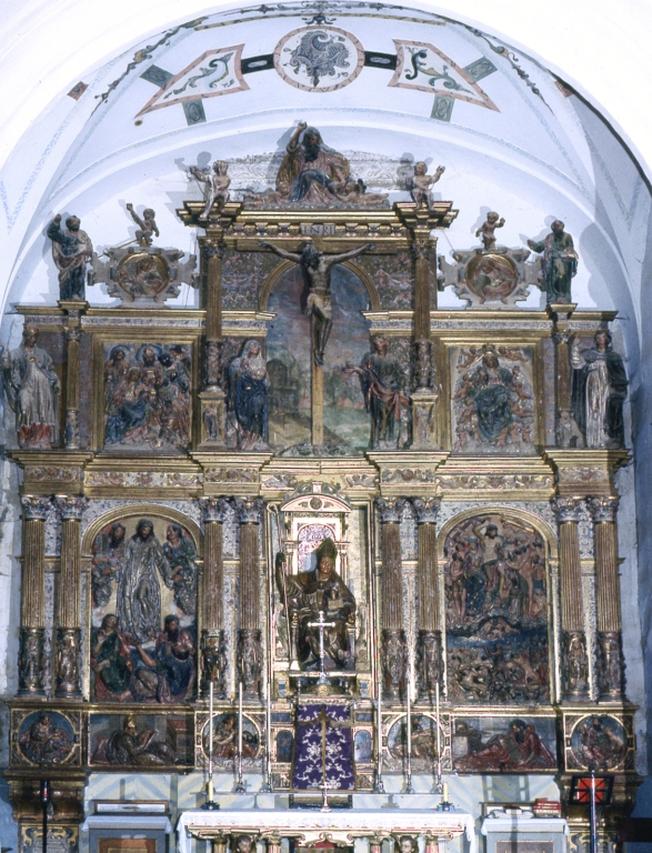 Retablo mayor